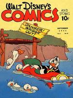 Walt Disney's Comics and Stories 12