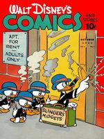 Walt Disney's Comics and Stories 13