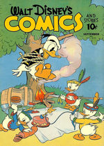 Walt Disney's Comics and Stories 24