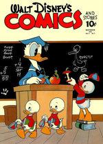 Walt Disney's Comics and Stories 25