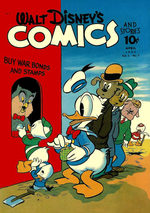 Walt Disney's Comics and Stories 31