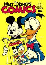 Walt Disney's Comics and Stories 33