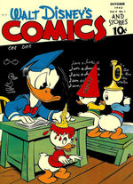 Walt Disney's Comics and Stories 37