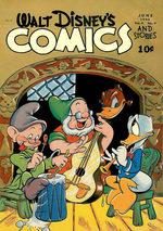 Walt Disney's Comics and Stories 45