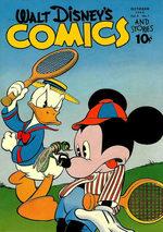 Walt Disney's Comics and Stories 49