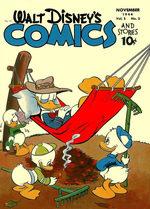 Walt Disney's Comics and Stories 50