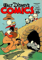 Walt Disney's Comics and Stories 53