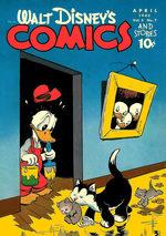 Walt Disney's Comics and Stories 55