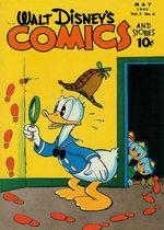 Walt Disney's Comics and Stories 56