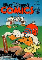 Walt Disney's Comics and Stories 57