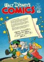 Walt Disney's Comics and Stories 58