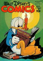 Walt Disney's Comics and Stories 59