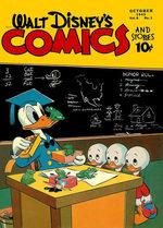 Walt Disney's Comics and Stories 61