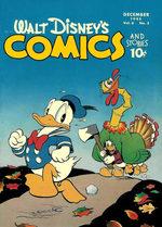 Walt Disney's Comics and Stories 63