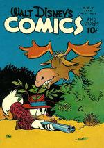 Walt Disney's Comics and Stories 68