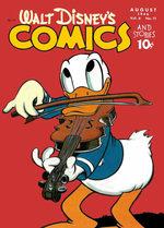 Walt Disney's Comics and Stories 71