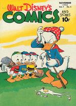 Walt Disney's Comics and Stories 74
