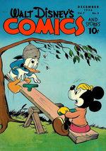 Walt Disney's Comics and Stories 75