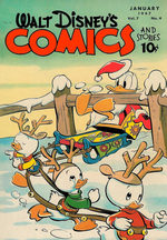 Walt Disney's Comics and Stories 76