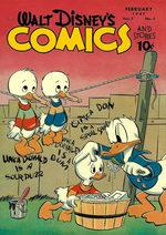 Walt Disney's Comics and Stories 77