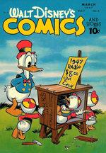 Walt Disney's Comics and Stories 78