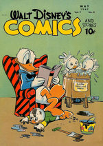 Walt Disney's Comics and Stories 80