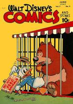 Walt Disney's Comics and Stories 81