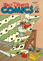 Walt Disney's Comics and Stories 83