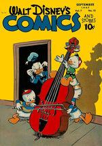 Walt Disney's Comics and Stories 84