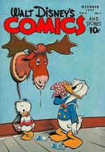 Walt Disney's Comics and Stories 85