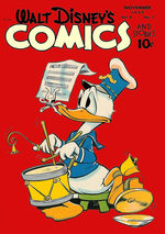 Walt Disney's Comics and Stories 86