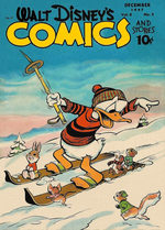 Walt Disney's Comics and Stories 87