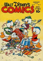 Walt Disney's Comics and Stories 88