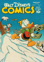 Walt Disney's Comics and Stories 89