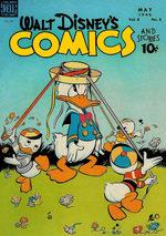 Walt Disney's Comics and Stories 92