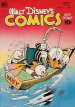 Walt Disney's Comics and Stories 93