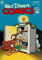Walt Disney's Comics and Stories 100