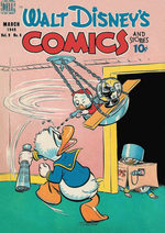 Walt Disney's Comics and Stories 102