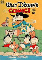 Walt Disney's Comics and Stories 104