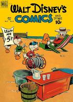 Walt Disney's Comics and Stories 106