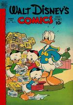 Walt Disney's Comics and Stories 107