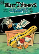 Walt Disney's Comics and Stories 110