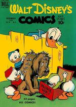 Walt Disney's Comics and Stories 111