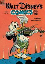Walt Disney's Comics and Stories 114
