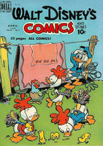 Walt Disney's Comics and Stories 115