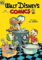 Walt Disney's Comics and Stories 116