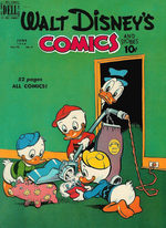 Walt Disney's Comics and Stories 117