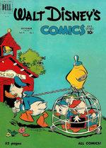Walt Disney's Comics and Stories 121