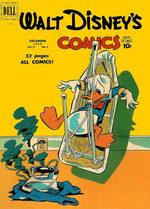 Walt Disney's Comics and Stories 123