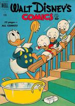 Walt Disney's Comics and Stories 125